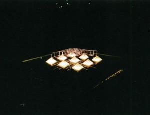 光のコンポジション(夜)