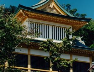 鎮西大社諏訪神社 外観(長崎県)