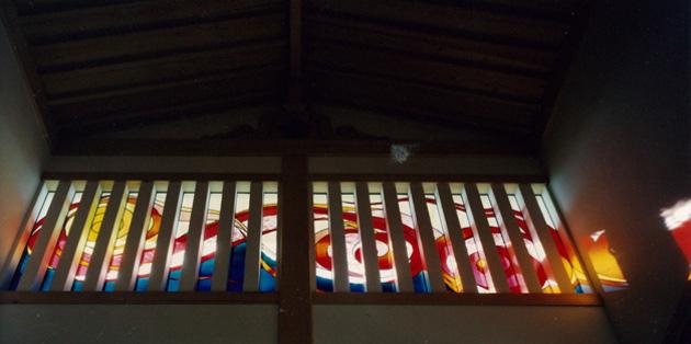 鎮西大社諏訪神社(神輿庫)/shrine