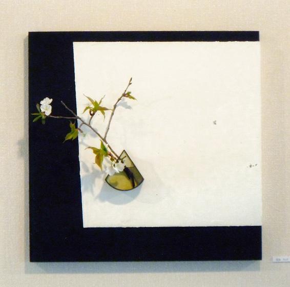 花器 No.3(壁掛) 50cm×50cm