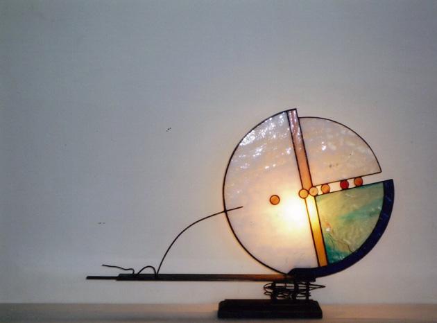 ランプ No.8/lamp No.8